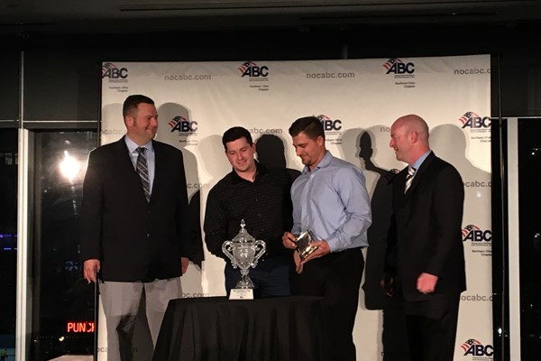 ABC Northern Ohio Awards Cleveland Construction Project of the Year and STEP Safety Awards