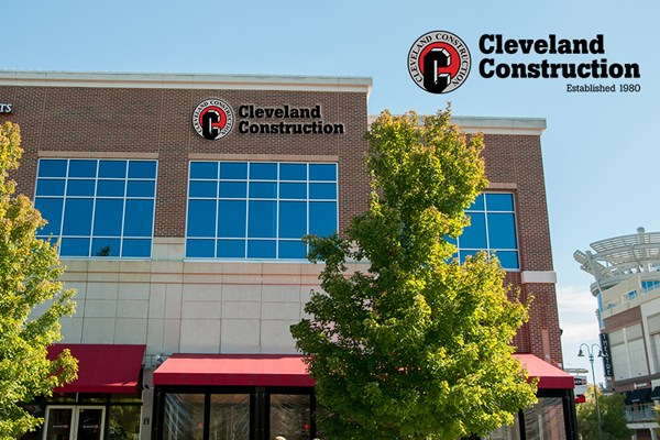 Cleveland Construction Inc. Opens Charlotte, North Carolina Office to Accommodate Growth