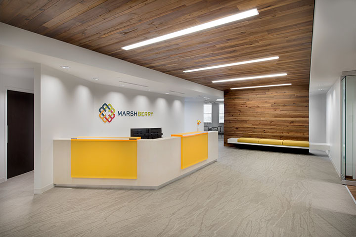 MarshBerry Corporate Office