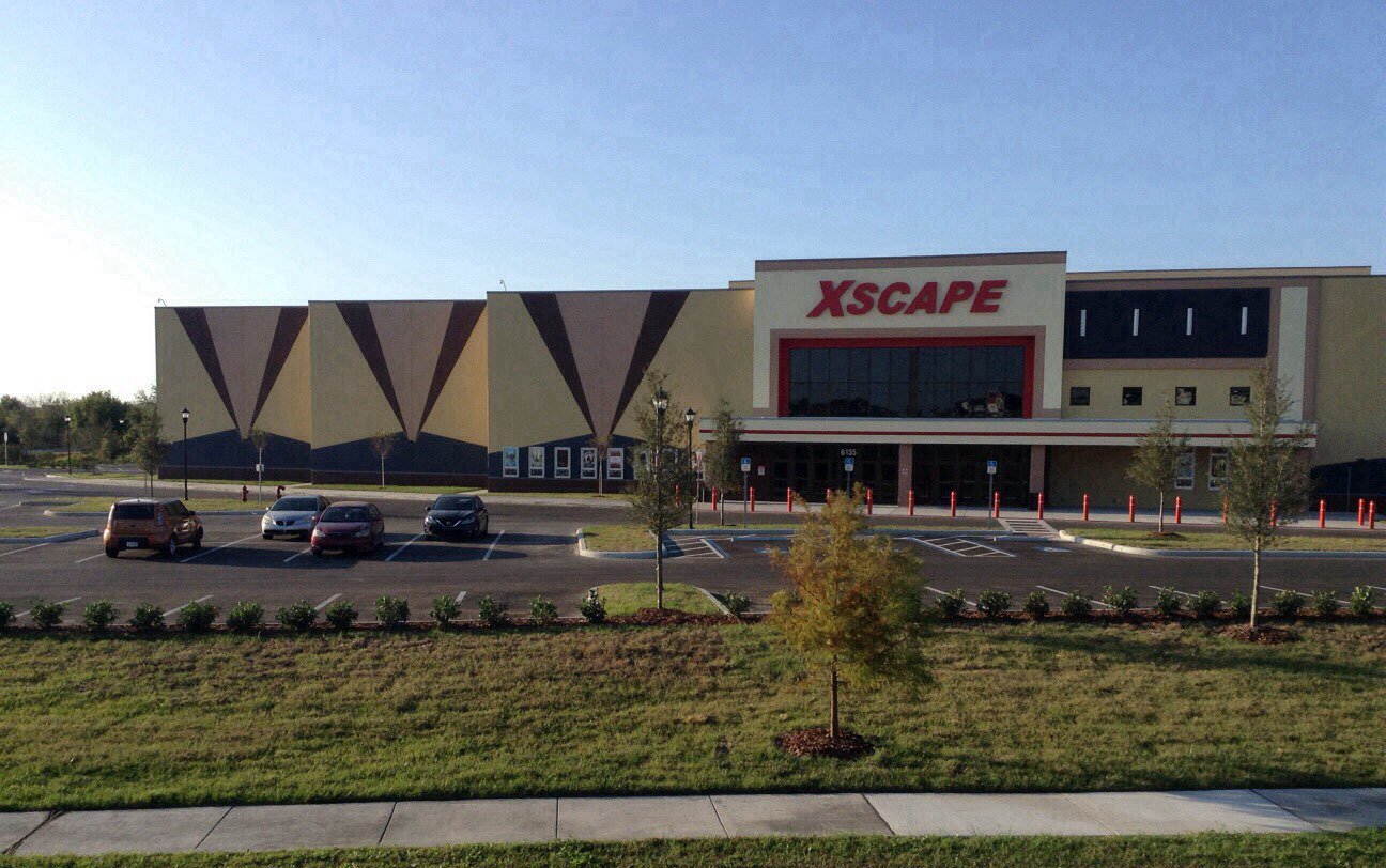Xscape Riverview 14 Theatre