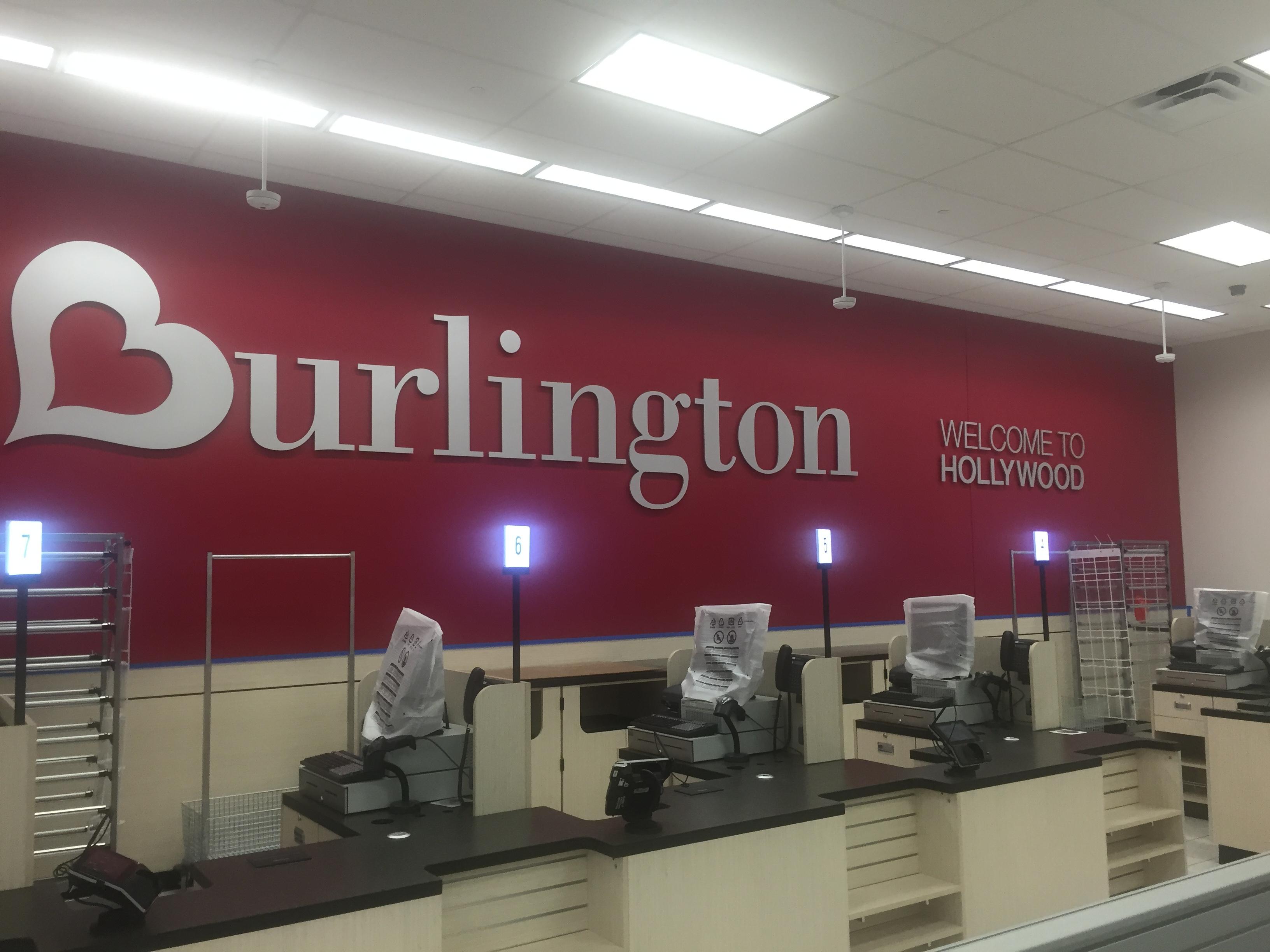 Burlington Coat Factory Cleveland Construction Inc