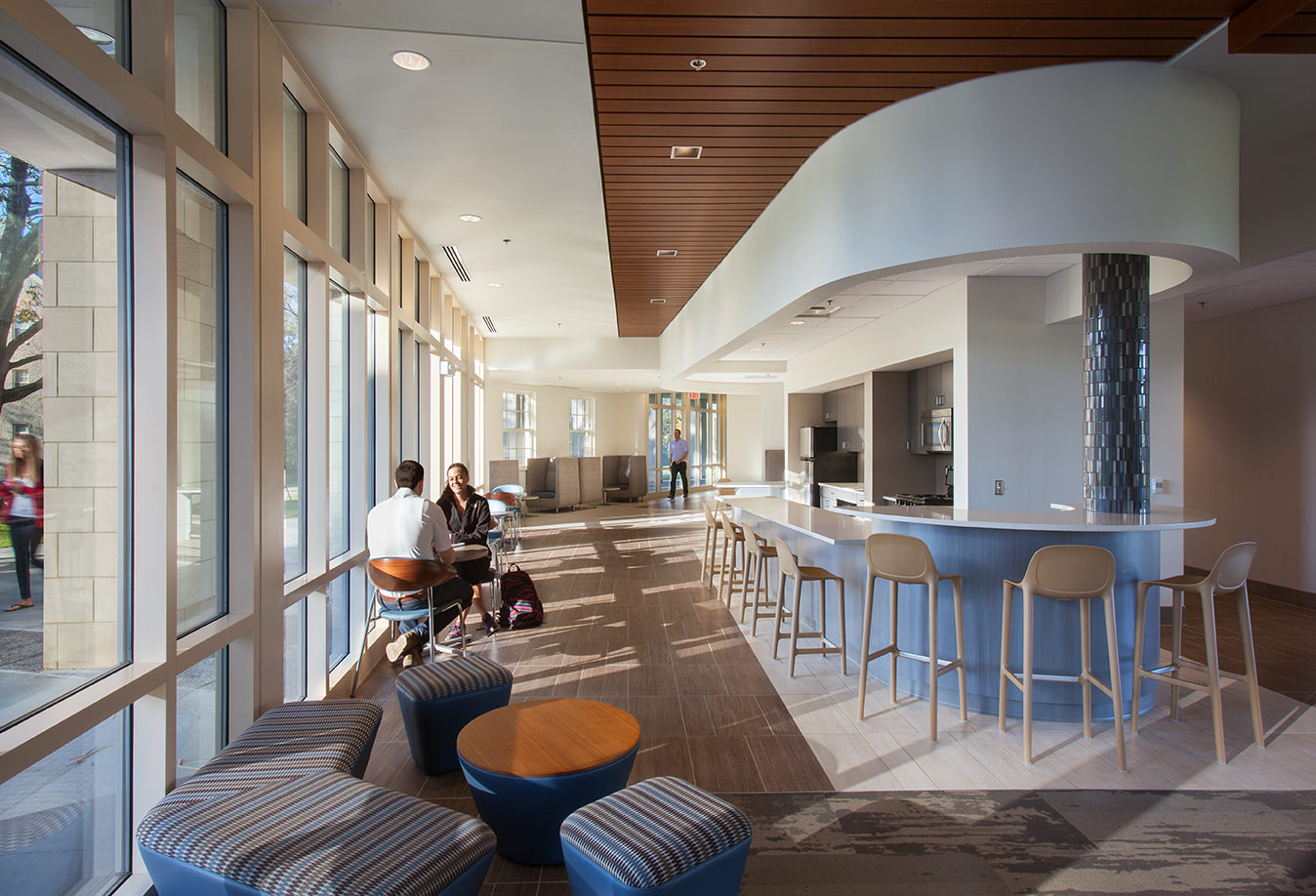 Miami University Residence Halls Interior Design Miami