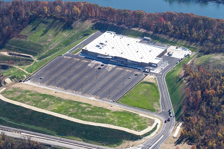 Walmart Supercenter 4501 Cleveland Construction Inc