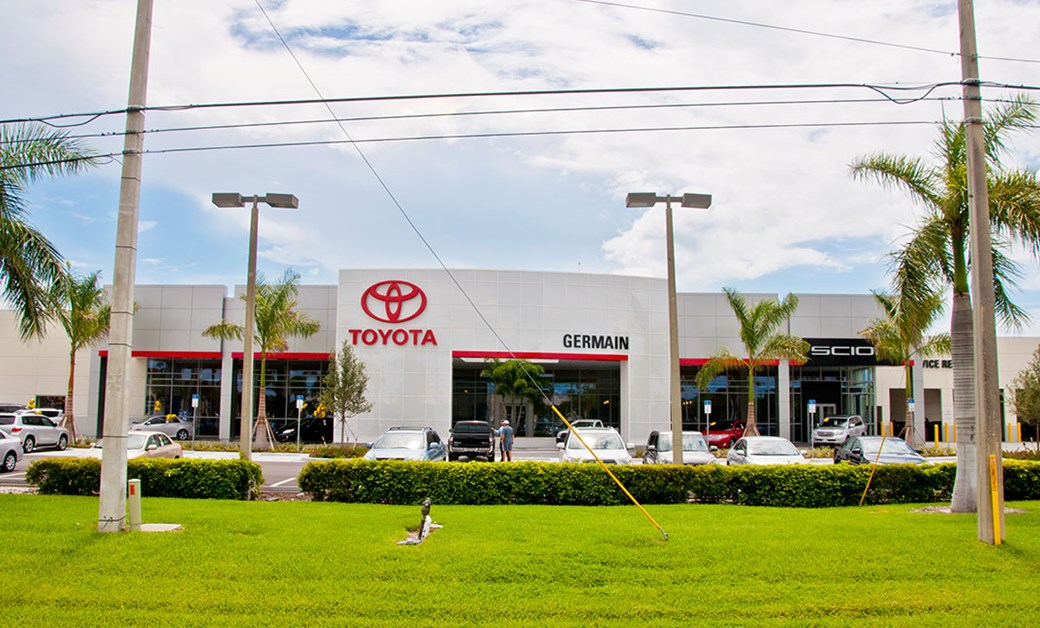 Germain Toyota of Naples Dealership
