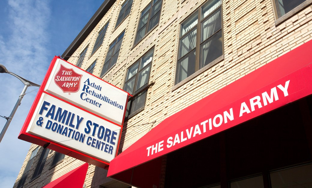 Salvation Army Adult Rehabilitation Center