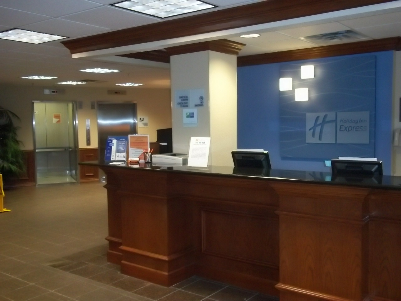 Holiday Inn Express at Keith Ware Hall