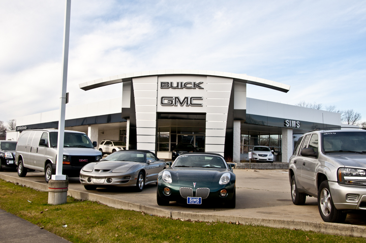 Sims Buick GMC RemodelImage Upgrade Cleveland Construction - Buick dealers cleveland