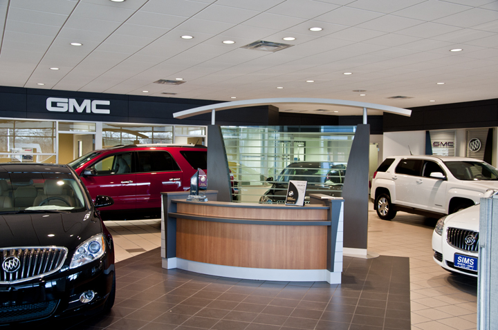 Sims Buick GMC Remodel/Image Upgrade