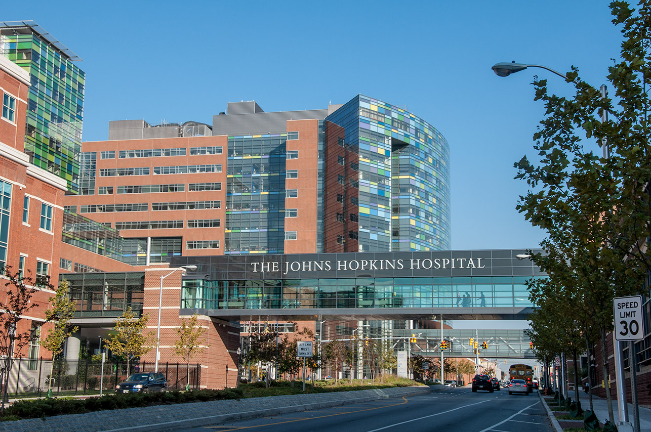 The Johns Hopkins Hospital - New Clinical Building