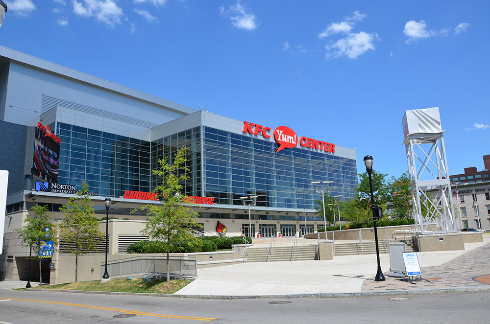 KFC Yum! Center Sports Arena