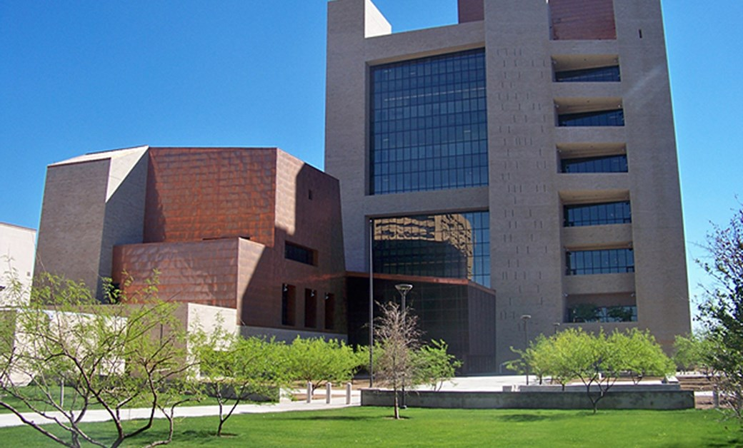 El Paso United States Federal Courthouse