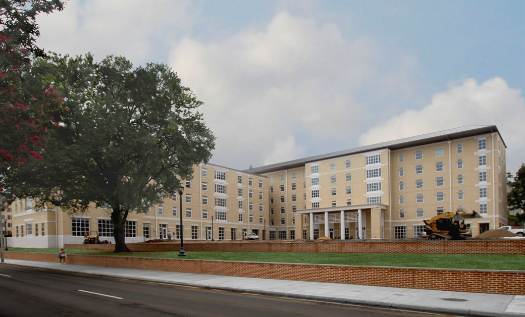USC Honors Residence Hall