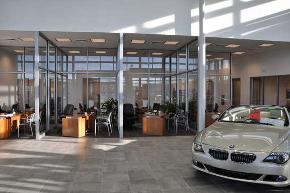 Classic BMW & Mini Auto Dealership