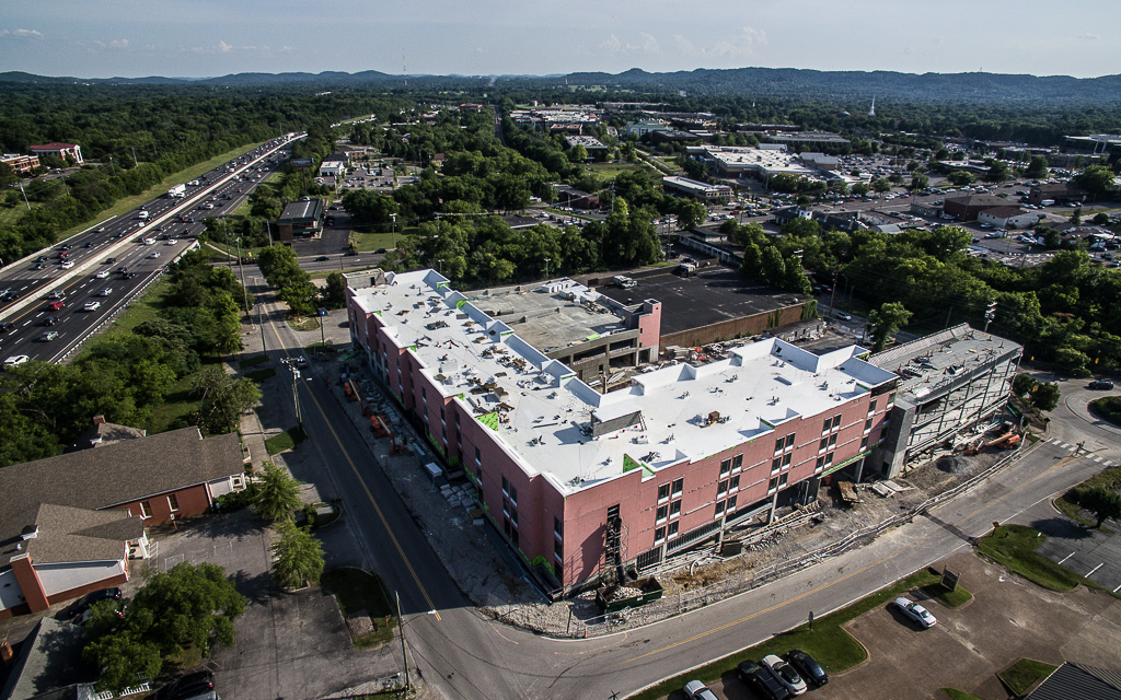 Springhill Suites By Marriott Brentwood Tennessee