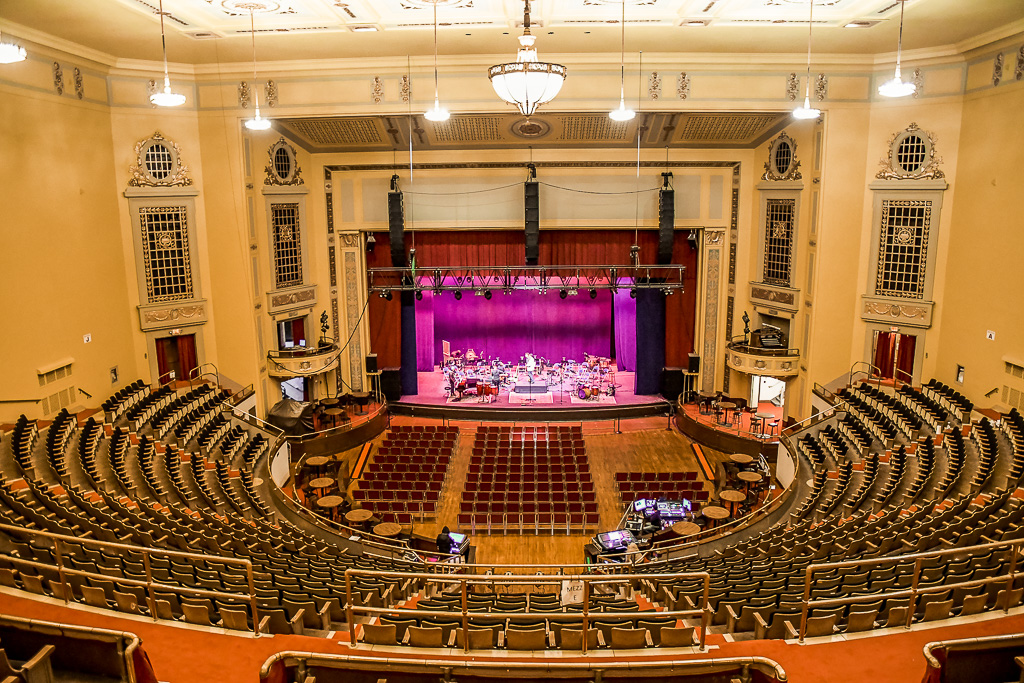 Masonic Cleveland Auditorium