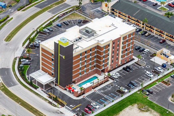 Home2 Suites Construction Completed in Orlando, Florida Area