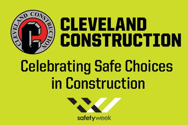 Celebrating Construction Safety Awareness Nationwide