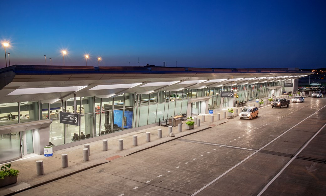 Cleveland Hopkins International Airport Façade Improvements