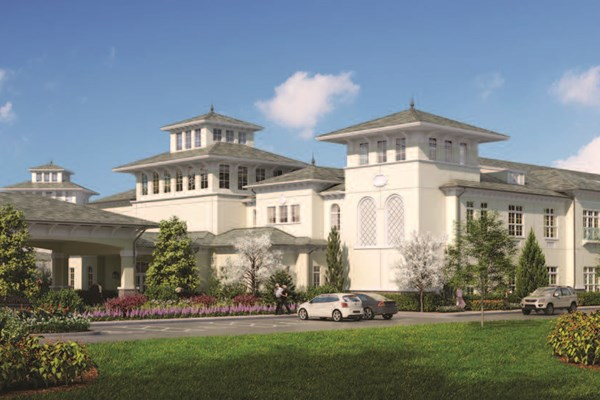 Aravilla Assisted Living Facility Construction Begins in Clearwater, Florida