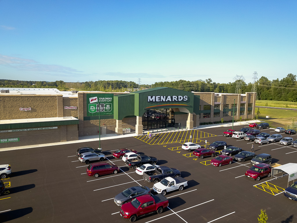 Menards Mentor | Cleveland Construction, Inc
