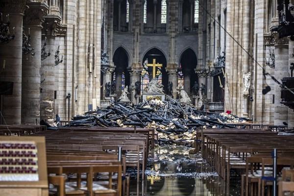 Notre Dame – Using 21st Century Technology to Restore an 850-Year-Old Cathedral