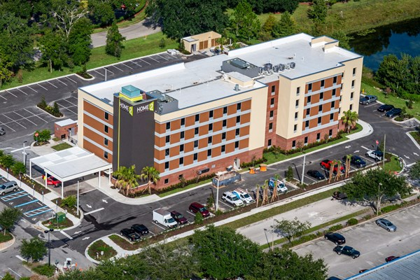 Cleveland Construction Completes Second Home2 Suites Hotel in Orlando This Year