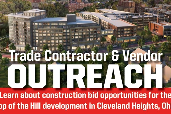 Top of the Hill Contractor Outreach & Pre-Bid Event