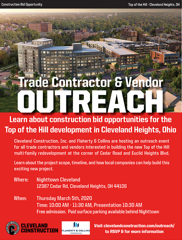 Cleveland Construction Outreach
