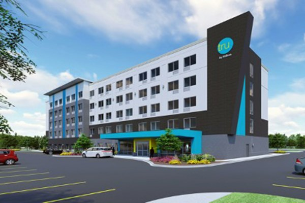 Cleveland Construction Awarded New Tru Hotel by Hilton in Macon, Georgia