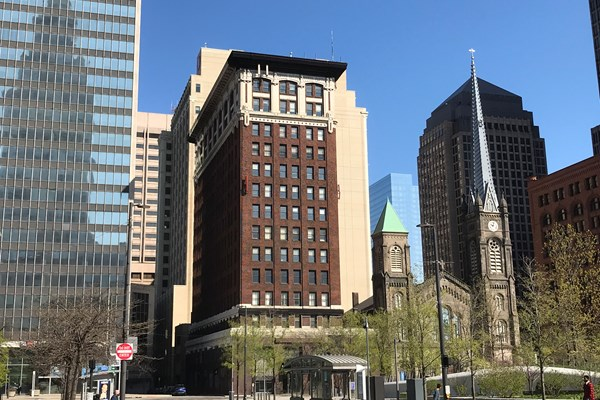 Cleveland Construction Awarded Historic Renovation of 75 Public Square North in Cleveland