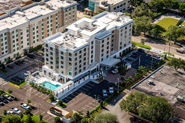 Cleveland Construction Completes New Towneplace Suites in Orlando