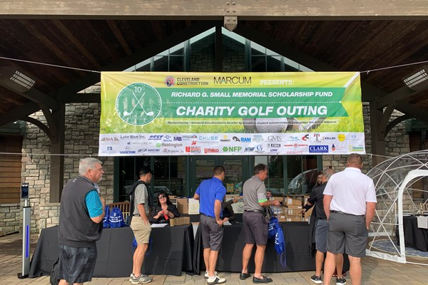 Richard G. Small Foundation Raises Over $30,000 For Scholarships at 10th Annual Charity Golf Outing